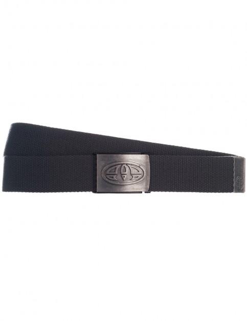 Animal Rexx Webbing Belt in Asphalt Grey