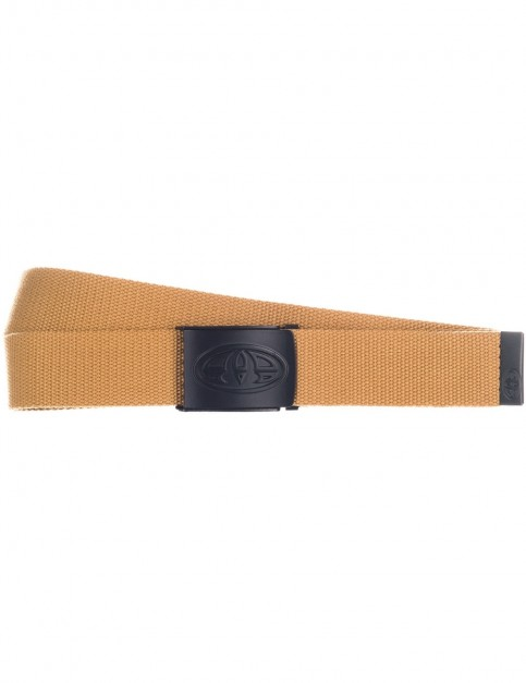 Animal Rexx Webbing Belt in Dijon Brown