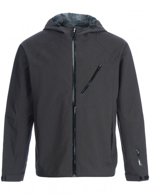 Animal Roads Softshell Jacket in Black