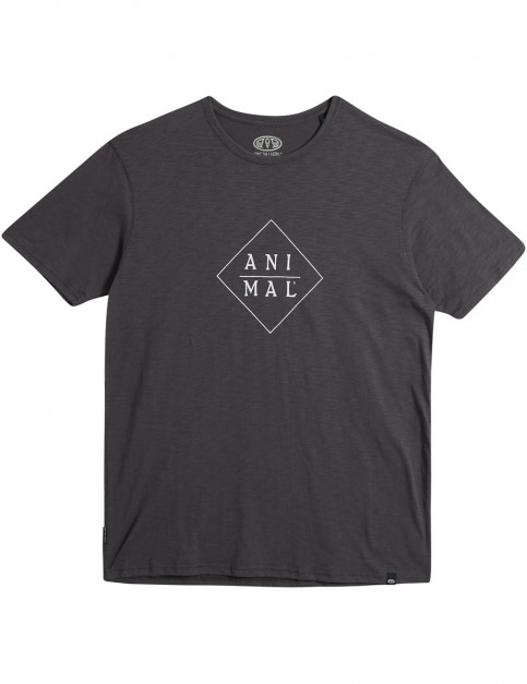 Animal Robic Short Sleeve T-Shirt in Pavement Grey