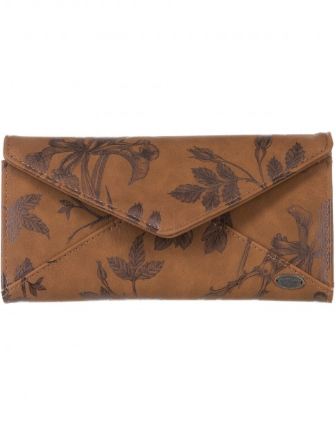 Animal Romona Faux Leather Wallet in Tan