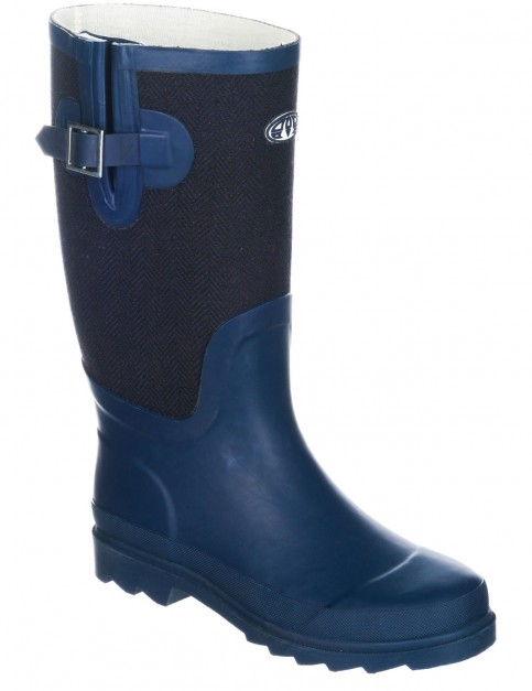 Animal Safara Heavy Weather Boots in Dark Navy