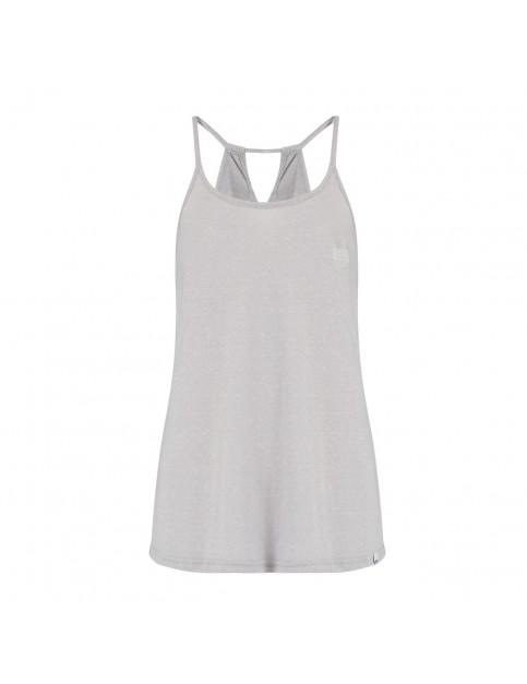 Animal Salt Water Sleeveless T-Shirt in Grey Marl