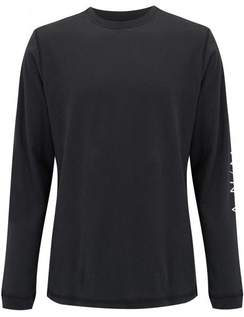 Animal Slades Long Sleeve T-Shirt in Black