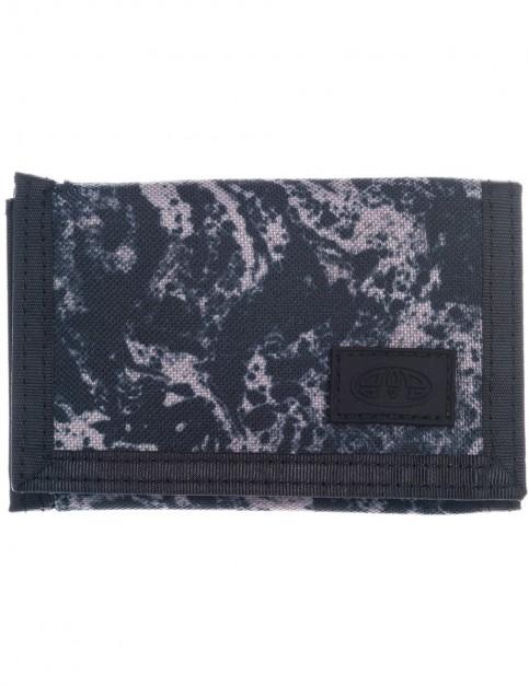 Animal Steamer Polyester Wallet in Black