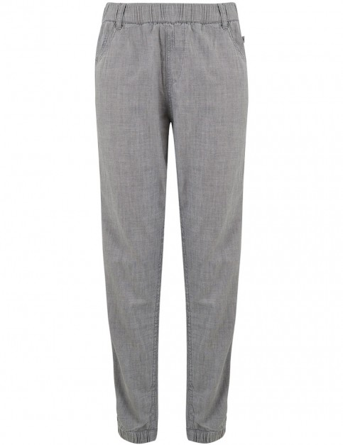 Animal Summer Days Track Trousers in Chambray Grey