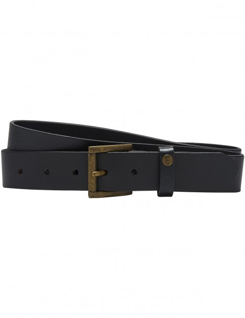Animal Tiaa Leather Belt in Black
