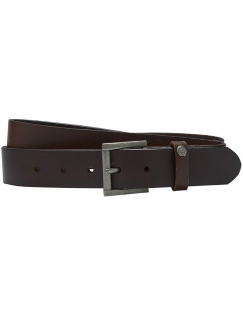 Animal Tiaa Leather Belt in Brown