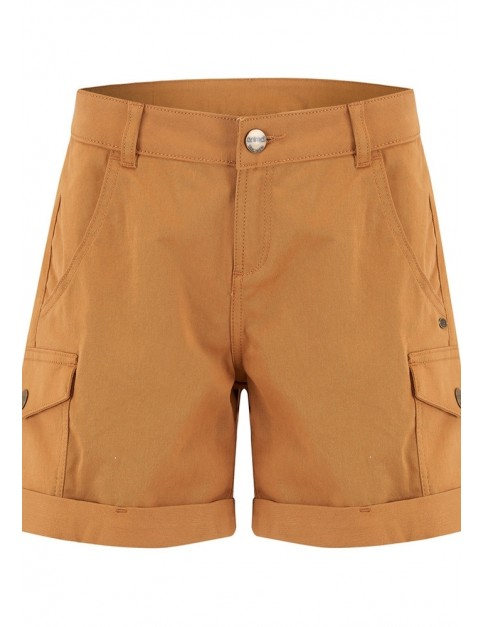 Animal Tomboy Reload Shorts in Toffee Apple Brown