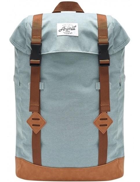 Animal Trekker Backpack in Smoke Blue