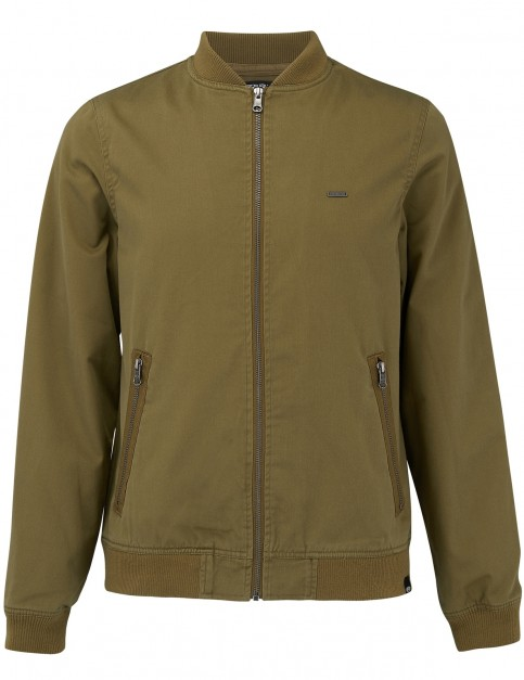 Animal Utility Jacket in Lizard Green