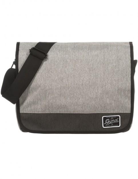 Animal Verge Laptop Bag in Steel Grey