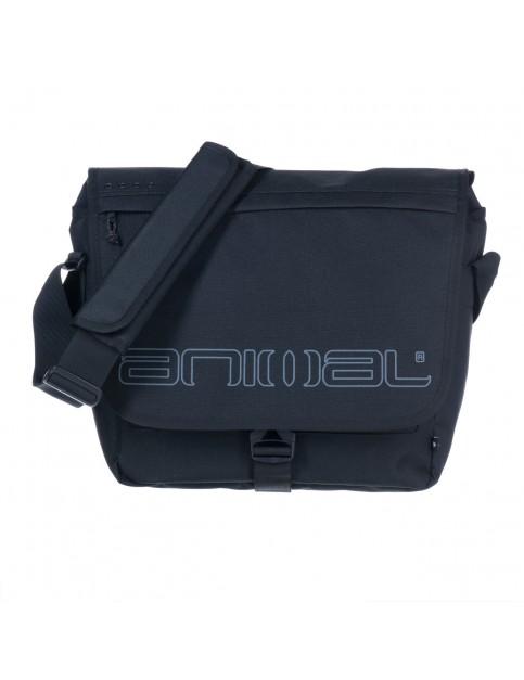 Black Animal Vine Laptop Bag