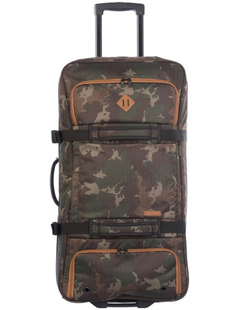 Animal Wilder Holdall in Camo Green