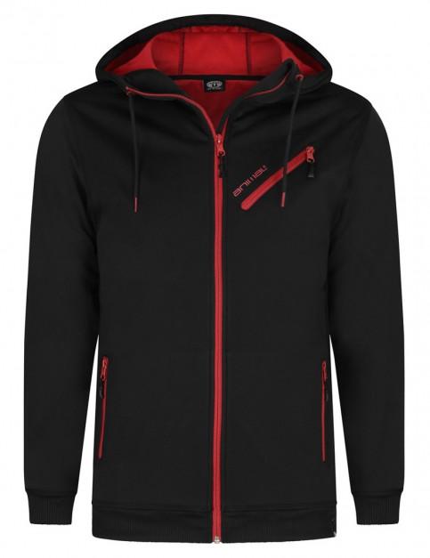 Black Animal Winslow Fleece Jacket