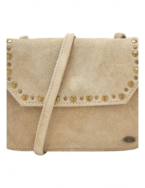 Animal Xeno Cross Body Bag in Pale Grey