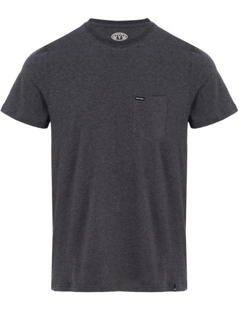 Animal Young Short Sleeve T-Shirt in Dark Charcoal