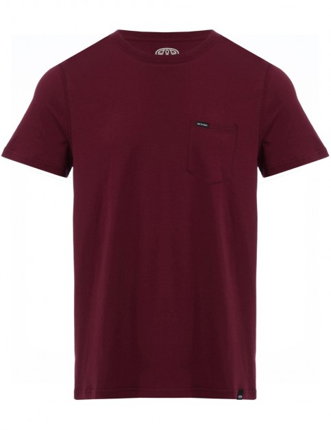 Animal Young Short Sleeve T-Shirt in Tawny Purple
