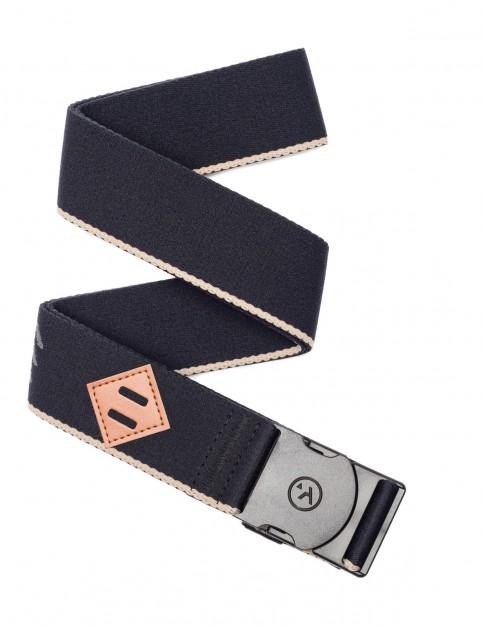 Arcade Blackwood Webbing Belt in Black/Khaki