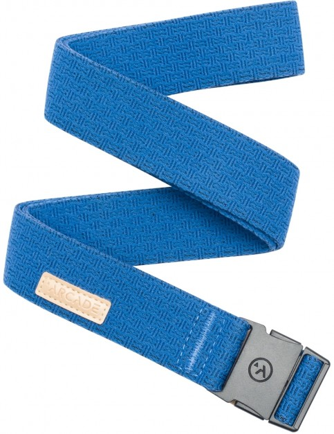 Arcade Blue Jay Slim Webbing Belt in Polar Blue