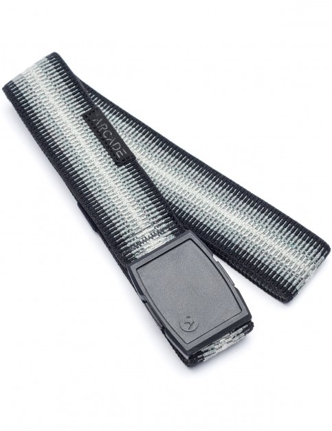 Arcade Caldwell Webbing Belt in Heather Grey/Grey