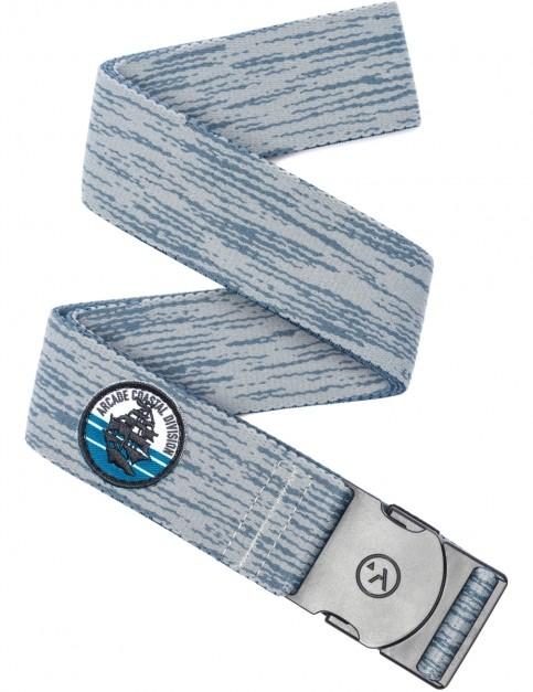 Arcade Coastal Division Webbing Belt in Blue/Blue
