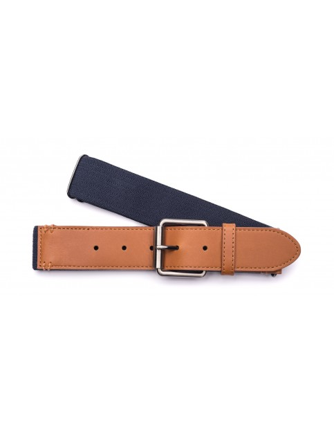 Arcade Crawford Webbing Belt in Navy