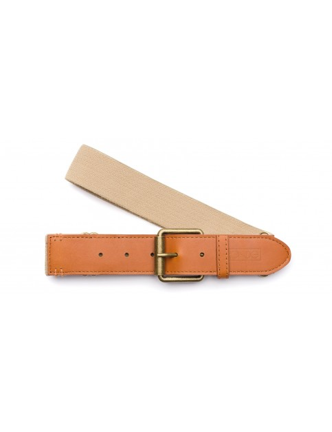 Arcade Crawford Webbing Belt in Sand