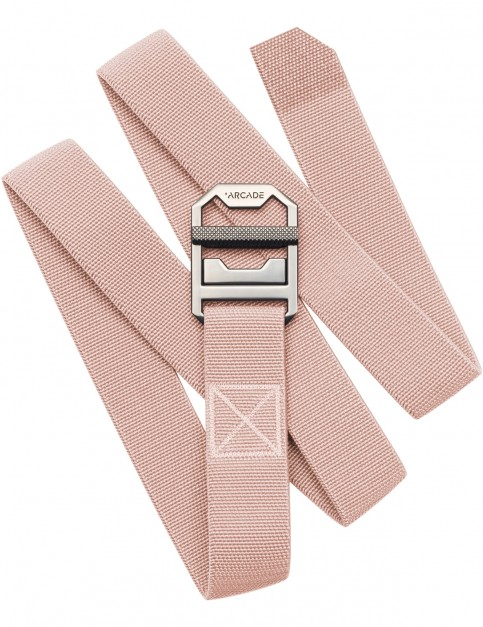 Arcade Guide Slim Webbing Belt in Dove