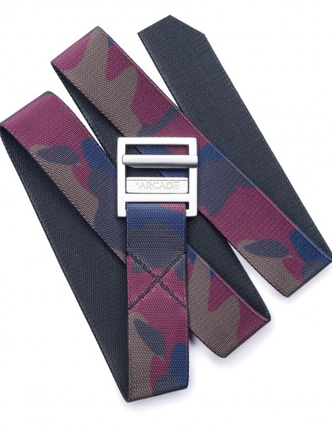 Arcade Guide Webbing Belt in Camo