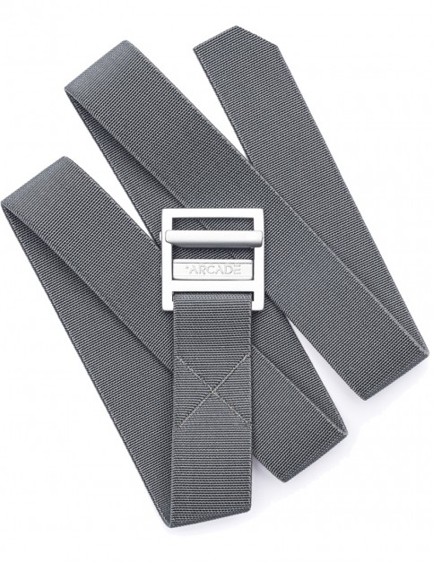 Arcade Guide Webbing Belt in Grey