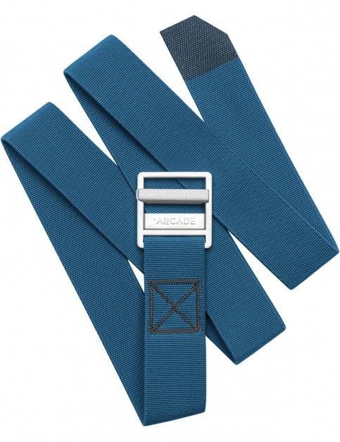 Arcade Guide Webbing Belt in Polar Blue