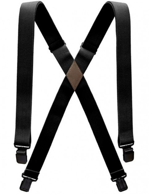 Arcade Jessup Trouser Braces in Black