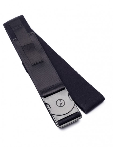 Arcade Nomad Webbing Belt in Black