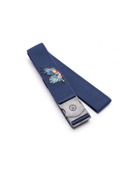 Arcade Rambler Webbing Belt in Navy