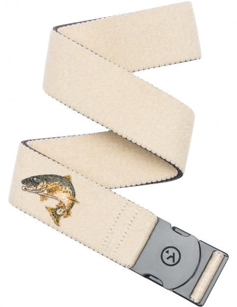 Arcade Rambler Webbing Belt in Oatmeal/Fish