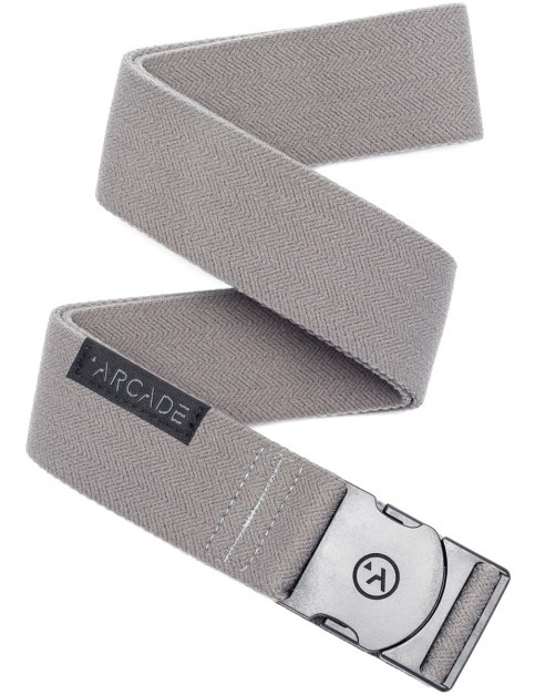 Arcade Ranger Webbing Belt in Grey