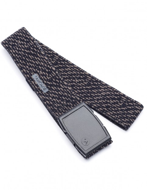Arcade Static Webbing Belt in Black/Grey