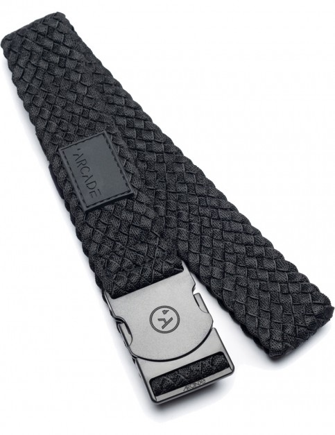 Arcade Vapor Webbing Belt in Black