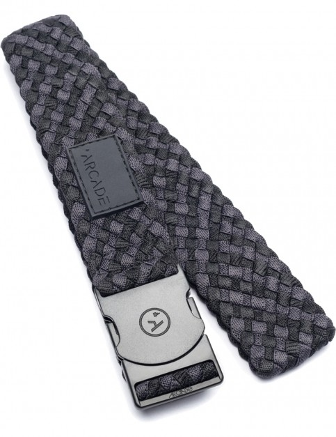 Arcade Vapor Webbing Belt in Black/Grey