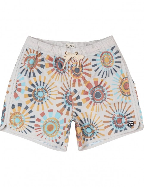 Billabong 73 Line Up Elasticated Boardshorts in Sand
