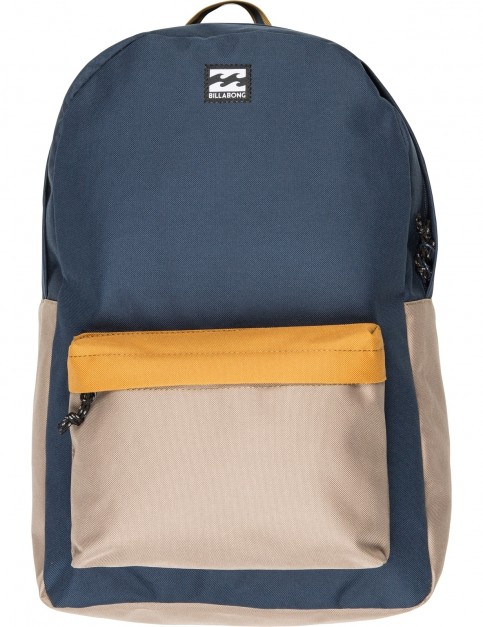 Billabong All Day Backpack in Dark Slate
