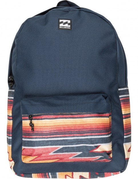 Billabong All Day Backpack in Navy