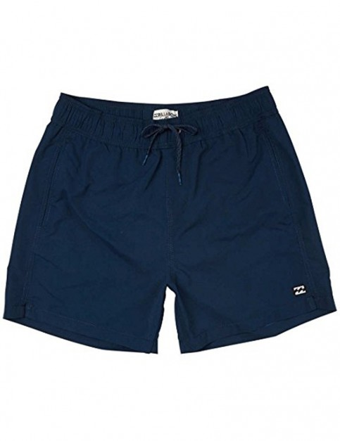 Billabong All Day OG Elasticated Boardshorts in Navy
