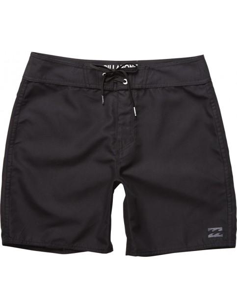 Billabong All Day Short Board Shorts in Black