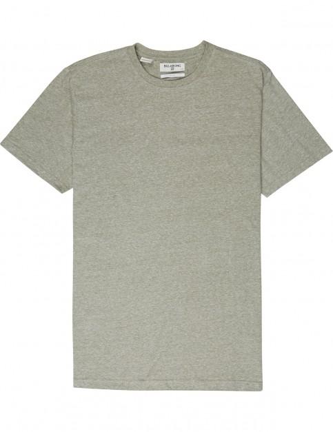 Billabong All Day Short Sleeve T-Shirt in Midnight