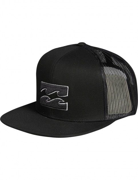 Billabong All Day Trucker Cap in Stealth