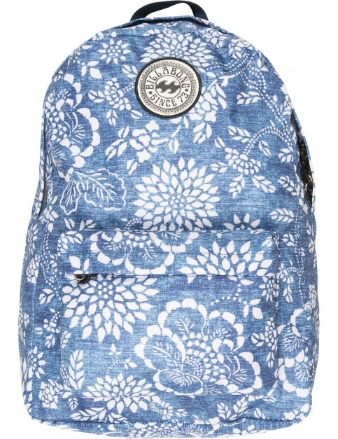 Billabong All Day Women Backpack in Indigo