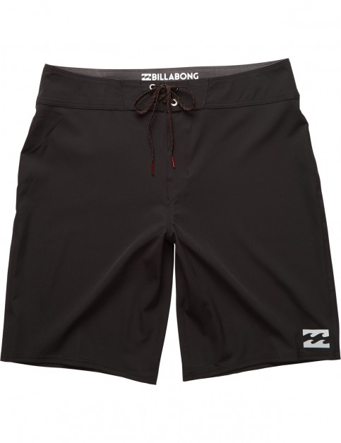 Billabong All Day X Mid Length Board Shorts in Black