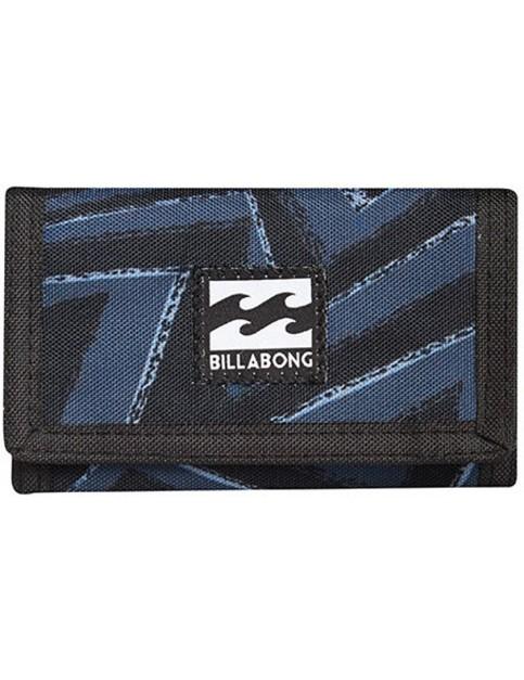 Billabong Atom Polyester Wallet in Black